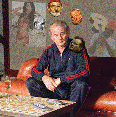 Bill Murray CD Art
